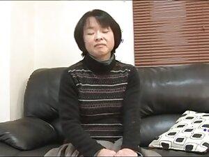 49yr elderly Granny Tomoe Nakamachi Drilled (Uncensored)